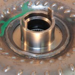 Гидротрансформатор RE0F09A/JF010E -